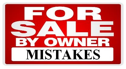 for sale by owner mistakes