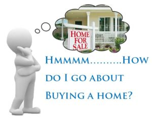 home buying steps