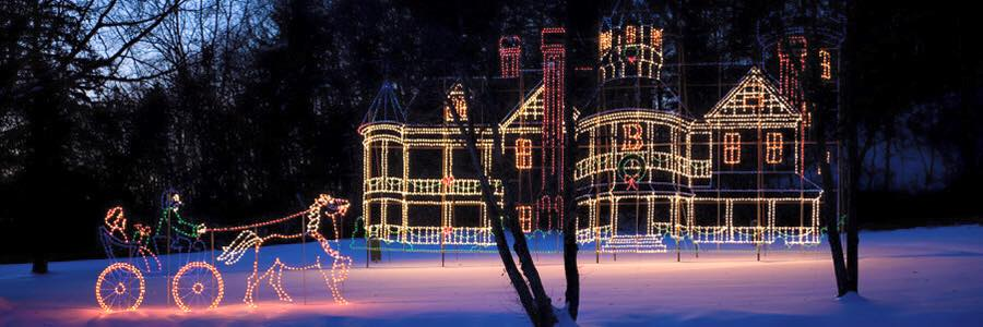 Best Christmas Light Displays to check