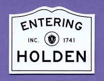 entering holden