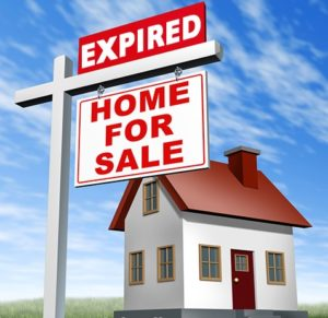 My contract expired and my house didn't sell, now what?