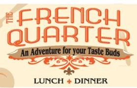 french quarter places to eat in rutland