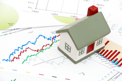 homes for sale and sold report