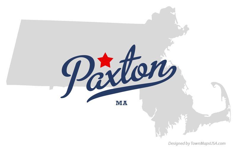 paxton ma